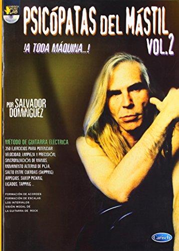 PSICOPATAS DEL MASTIL V.2+2CD (Carisch Music Lab Spagna)
