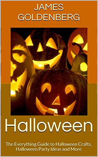 thing Guide to Halloween Crafts, Halloween Party Ideas and More (English Edition) (Halloween-ideen Handwerk)