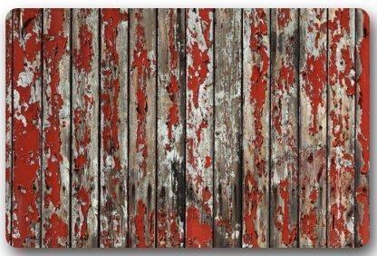 khgkhgfkgfk Yochice Non-Slip Door Mat Home Decor, Vintage Grunge Western Horse Cowgirl Durable Indoor Outdoor Entrance Doormat 23.6 X 15.7 Inches Garage Door Monitor Set