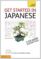 Get Started in Japanese: Teach Yourself: Audio Support (Teach Yourself Languages)