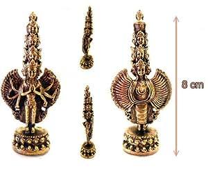 Statuette 8 cm Bouddha CHENREZI Avalokiteshvara : statuette 8 cm