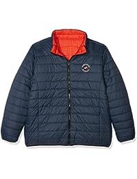 CBK 560225GT–Anorak para hombre, 560225GT, Marine Orange