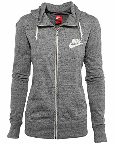 241cb9f5d2fa Nike Nsw Gym - Women s Pullover with Vintage Fleece Hood  Amazon.co.uk   Sports   Outdoors