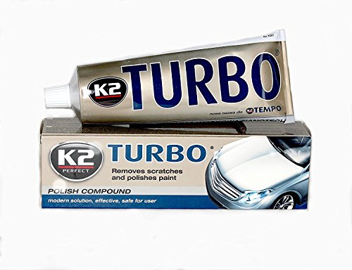 K2Turbo Tempo Nano-Auto Wachs Kratzer Entferner Polish Compound Alte Farbe Glanz (Wachs Entferner-tuch)