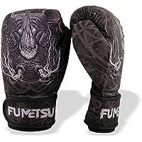 Fumetsu Rampage Washable Boxing Gloves Black/Grey