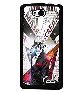 PrintVisa Plastic Multicolor Back Cover For LG L90 Dual D410 & LG L90 Dual SIM D410 & LG L90 D405