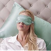 Jasmine Silk Luxus 100% Seide Schlafmaske Augenmaske Reisen Silk eye mask - Entenei preisvergleich bei billige-tabletten.eu
