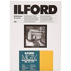 Ilford 1771846 Papier Photo 10,5 x 14,8 cm 100 feuilles