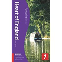 Heart of England Footprint Focus Guide (includes Birmingham, Oxford, Warwick & Nottingham) by Sara Chare (2013-04-19)