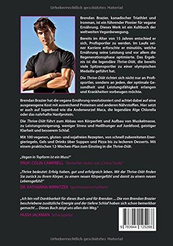 Vegan in Topform: Der vegane Ernährungsratgeber für Höchstleistungen in Sport und Alltag - Die Thrive-Diät des berühmten kanadischen Triathleten - 2