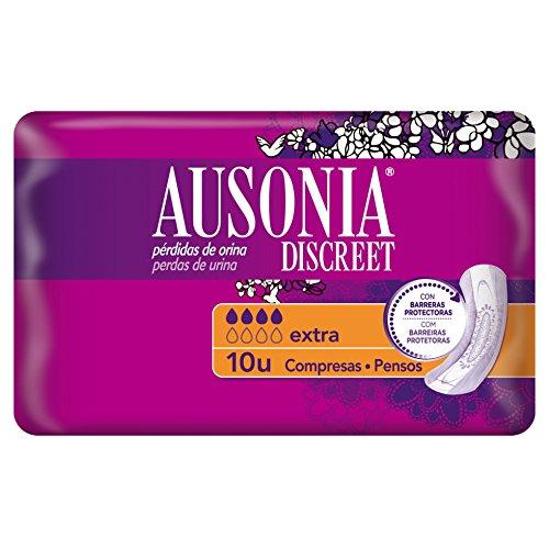 Ausonia Discreet Extra Compresas Pérdidas Orina -
