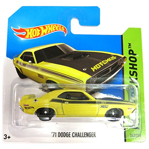 hot-wheels-dodge-challenger-1971-gelb-schwarz-164
