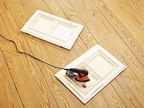 Black + Decker ka2000at-qs Schleifmaschine Mouse mit 10Zubehör 120W