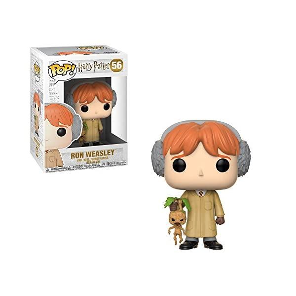 Funko Pop Ron en Herbología (Harry Potter 56) Funko Pop Harry Potter