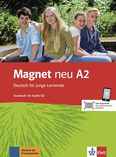 Magnet neu. Per la Scuola media: Magnet neu a2, libro del alumno + cd por Giorgio Motta