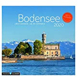 Bodensee 2020: Postkarten-Tischkalender -