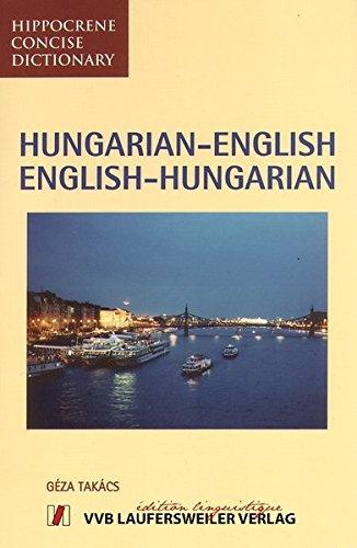 Ungarisch - Englisch und Englisch - Ungarisch Wörterbuch/Hungarian - English and English - Hungarian Dictionary: 7000 Stichwörter (Livre en allemand) par Geza Takacs