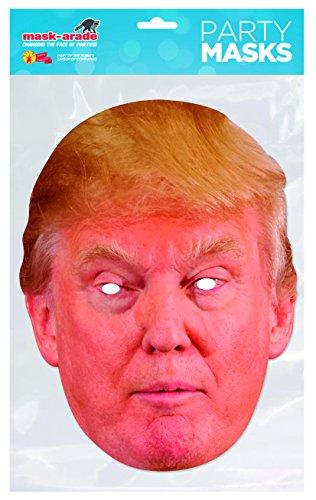 Rubie's Donald Trump Maske, Kostüm, Einheitsgröße