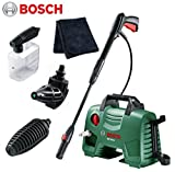 #5: Bosch Aqt 33-11 High Pressure Washer Set (With 90° Nozzle)