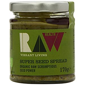 Raw Health Organic Superseed Spread 170g (Pack of 6)