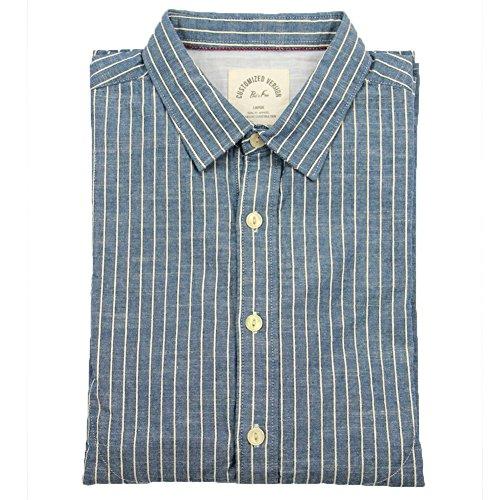 bii-free-chemise-casual-homme-bleu-xx-large