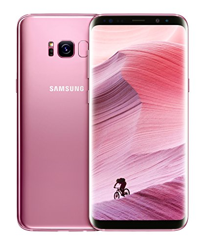 Image of Samsung Galaxy S8 - Smartphone - 12 MP 64 GB - Pink, 99927506