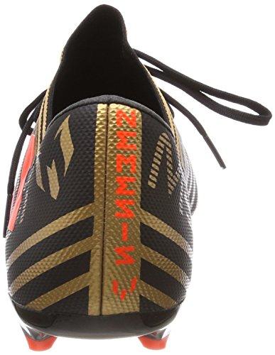 Adidas Mens Nemeziz Messi 17.3 Fg Scarpe Da Calcio Multicolore (cblack / Solred / Tagome Cp9036)