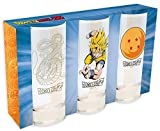 ABYstyle - DRAGON BALL - Set di 3 Bicchiere