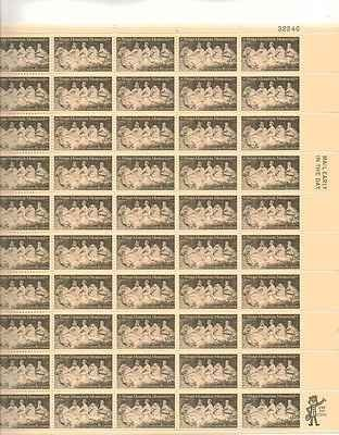 stone-mountain-memorial-sheet-of-50-x-6-cent-us-postage-stamps-new-scot-1408-by-usps