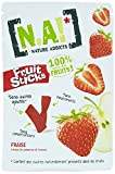 NA! NATURE ADDICTS Sachet de Fruit Stick Fraise 40 g