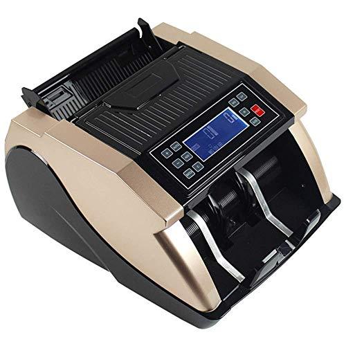 LBSX Contatore dei Soldi con UV, magnetici ed infrarossi Counterfeit Detection, Bill Macchina Conteggio con velocità più Elevate, 1000 Bills al Minuto, Professionale Cash Conta Macchina