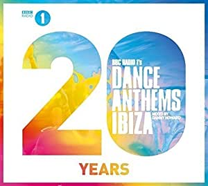 BBC Radio 1 Dance Anthems Ibiza 20 Years