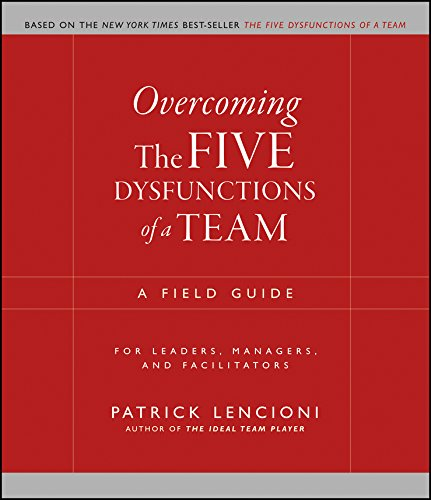 The Five Dysfunctions of a Team Workbook