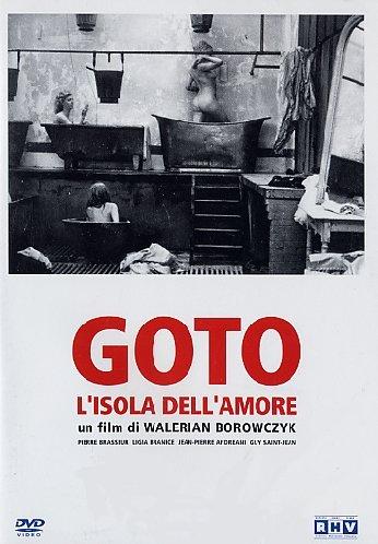 goto-lisola-dellamore-import-anglais