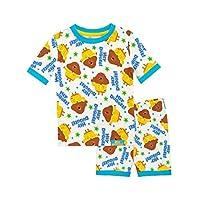 Hey Duggee Boys Squirrel Club Pyjamas White 12-18 Months