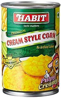 Habit Cream Style Corn, 410g