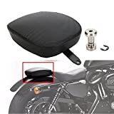 ECLEAR Motorrad Universal Pillion Seat Sitz Pad Soziussitz Solositz Sitzpad
