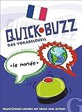 QUICK BUZZ - Das Vokabelduell - Französisch: Sprachspiel