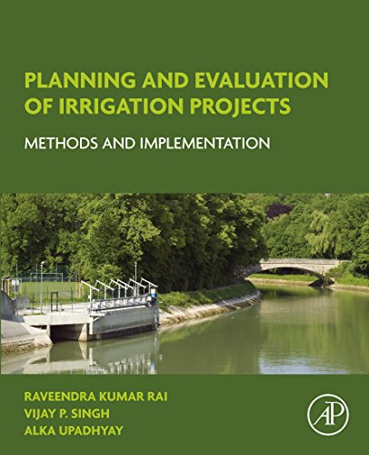 planning-and-evaluation-of-irrigation-projects-methods-and-implementation