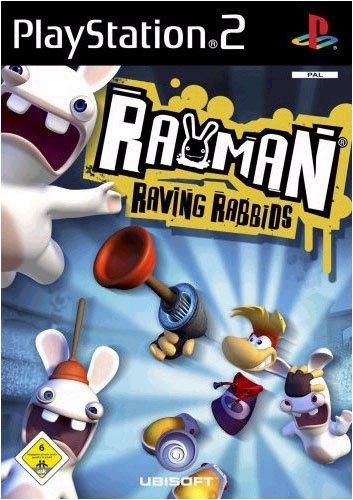 Rayman Raving Rabbids - Platinum