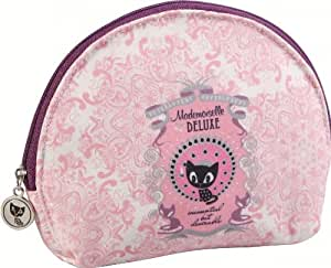 Clairefontaine Mademoiselle Deluxe Trousse maquillage Rose