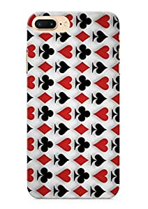 100 Degree Celsius Back Cover for Apple iPhone 7 (Designer Printed Multicolor)