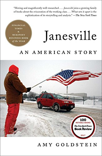Janesville: An American Story (English Edition) (Motor Arbeiten)