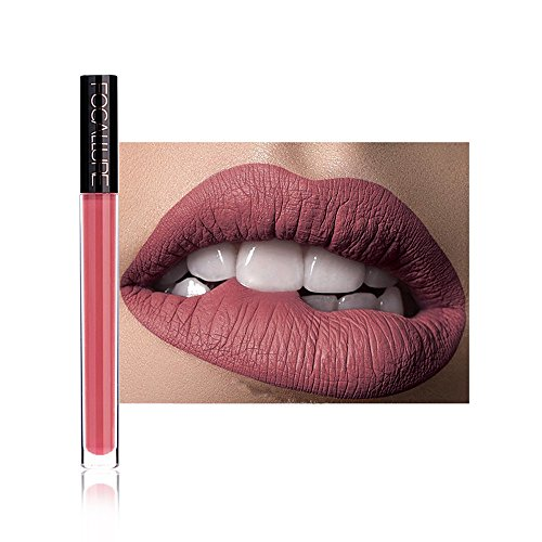 Smengg rossetto new fashion lipstick cosmetics women sexy labbra opaco gloss per labbra(g)
