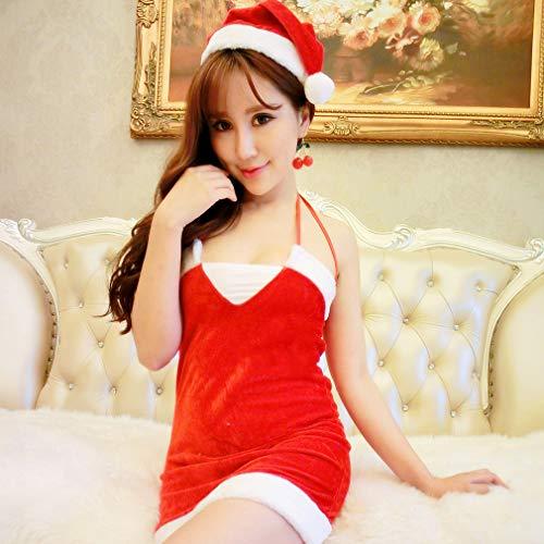 Kitechildhssd Vestido Falda Corta Camisola Navidad