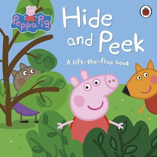 Image of Peppa Pig: Hide and Peek: A Lift-the-Flap book