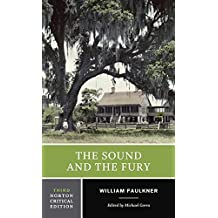 The Sound and the Fury (Norton Critical Editions) by William Faulkner (1994-02-16)