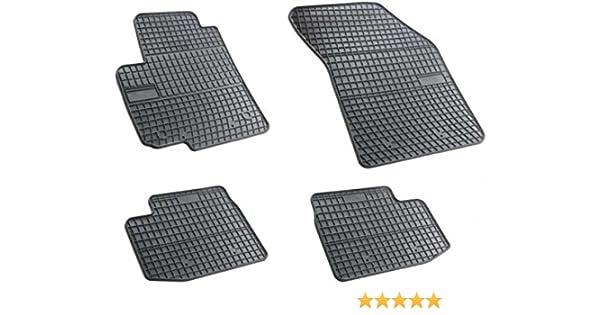 ab 2005 Allwetter Fußmatten Gummimatten für Suzuki Swift III Bj