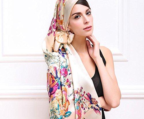xylucky-womens-grafico-stampa-floreale-100-seta-grande-natura-modello-sciarpa-testa-collo-light-yell