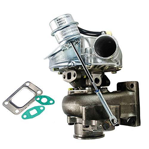 KKR430 T430 Turbina Turbocompressore 70 cold 1.0 hot w/g esterno flangia t3 per Nissan RB20 RB25